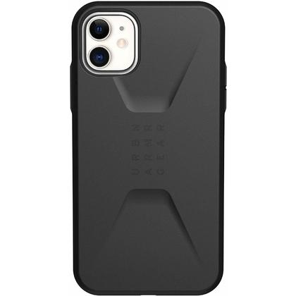 Civilian Rugged Featherlight Case Black for iPhone 11 - UAG