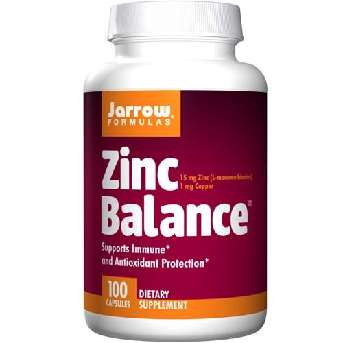 Zinc Balance 100 Caps by Jarrow Formulas