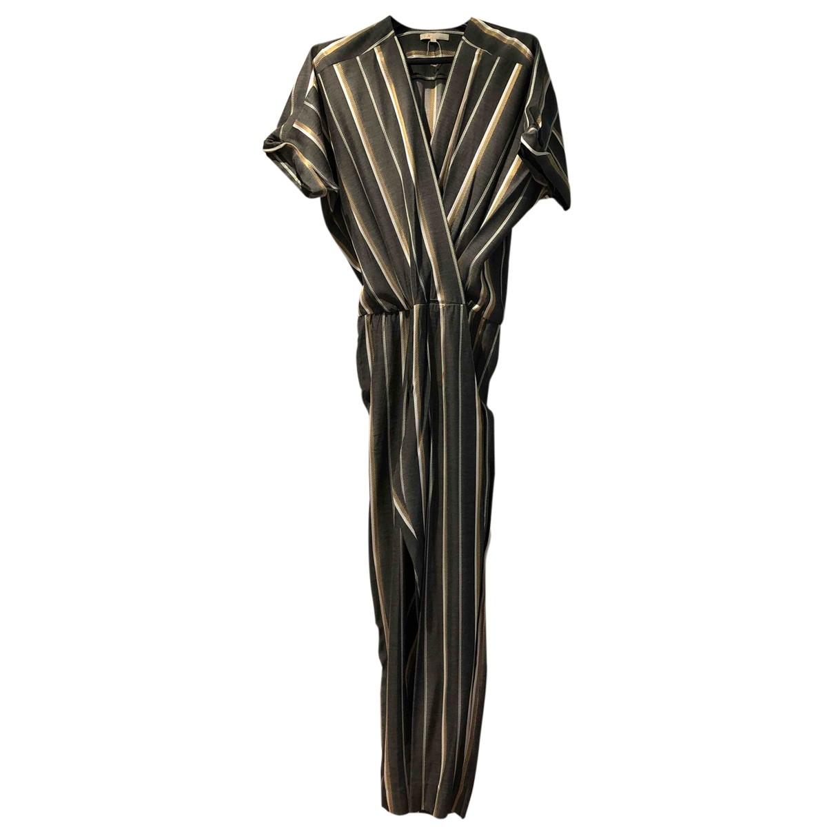 Maje \N Grey jumpsuit for Women 1 0-5