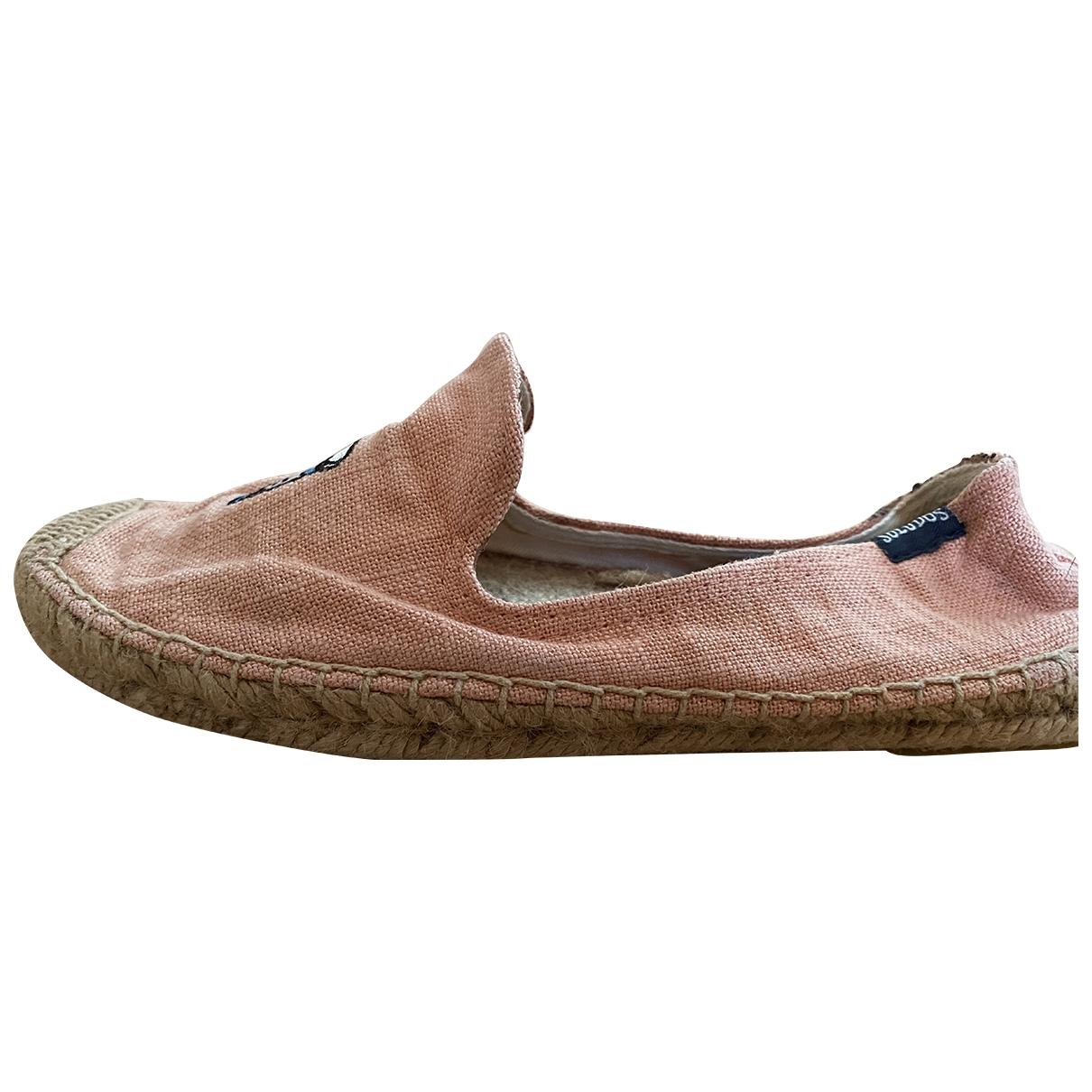 Soludos \N Cloth Espadrilles for Women 6 US