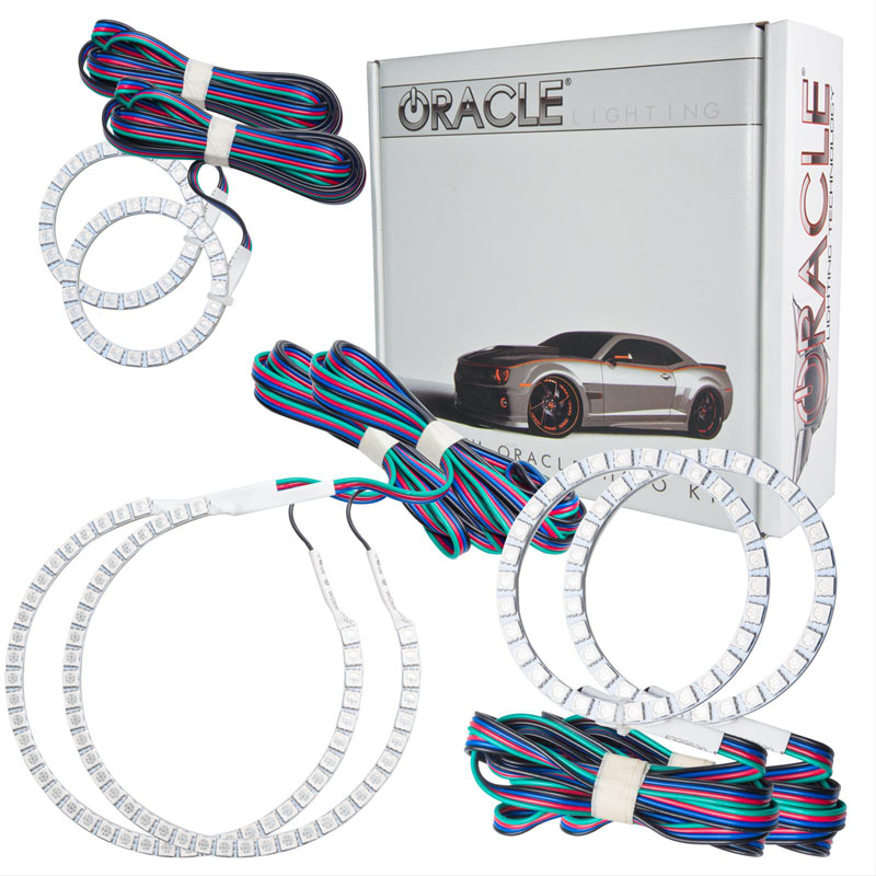 Oracle Lighting 2514-504 Scion tC 2008-2010 ORACLE ColorSHIFT Halo Kit