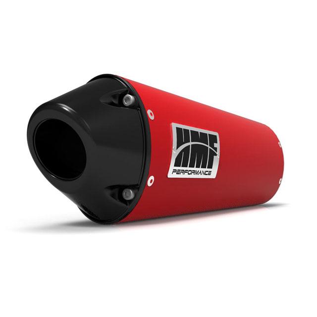 HMF Racing 37353726683 Slip On Performance Series Exhaust Suzuki GSXR 1000 01-04