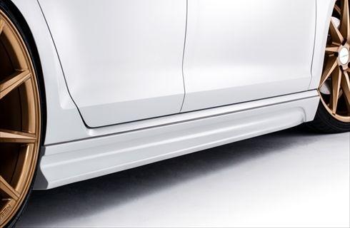 Alpil ALP-GolfMK7-SS-CF Side Step Carbon Fiber Volkswagen Golf MK7