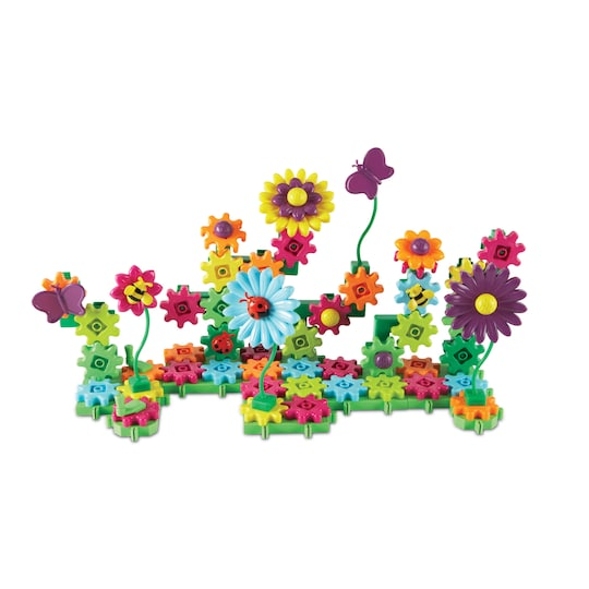 Gears Gears Gears® Build And Bloom Building SetLearning Resources | Michaels®