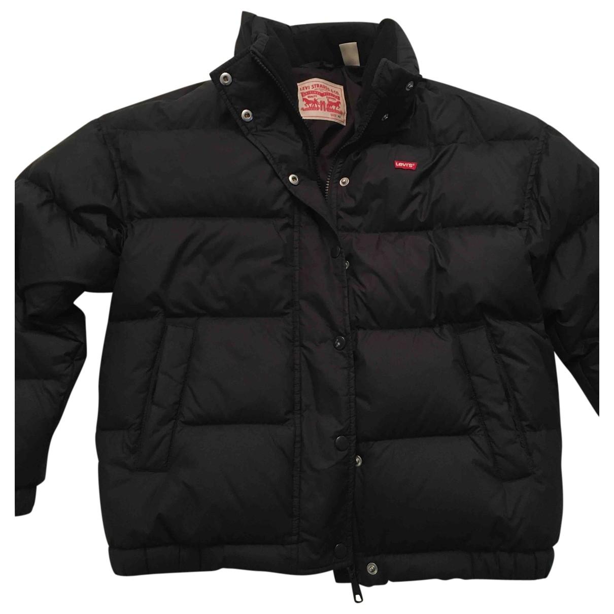 Levi's \N Black coat for Women XS International