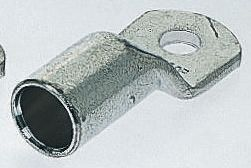 Klauke Uninsulated Crimp Ring Terminal, M10 Stud Size, 25mm² to 25mm² Wire Size (10)