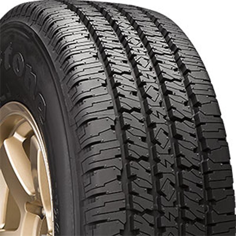 Firestone 191316 Transforce HT Tire LT245/70 R17 119R E1 BSW CM