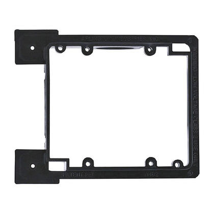 2-Gang Low Voltage Mounting Bracket for New Construction - Monoprice®