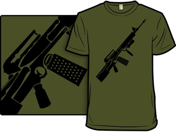 Kitchen Warfare T Shirt