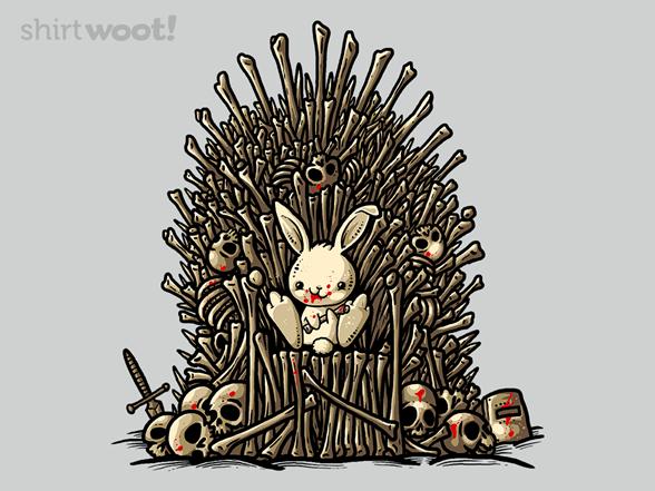 Throne Of Bones T Shirt
