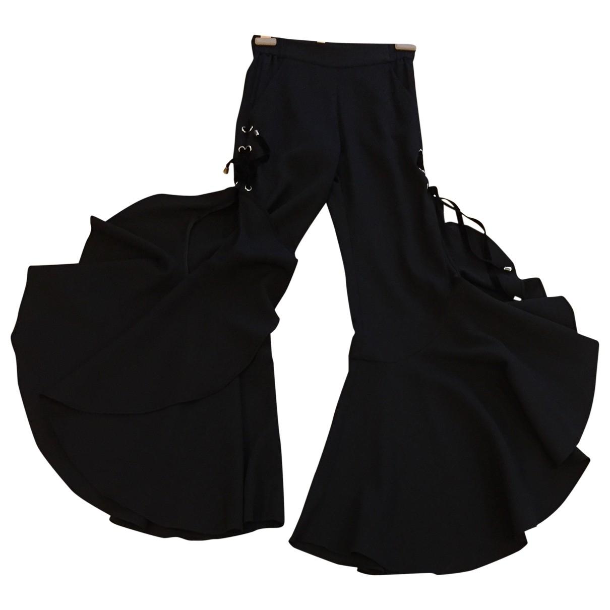 Jonathan Simkhai \N Black Trousers for Women One Size International