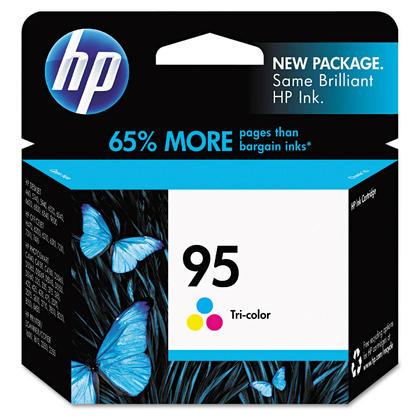 HP 95 C8766WN Original Tri-color Ink Cartridge