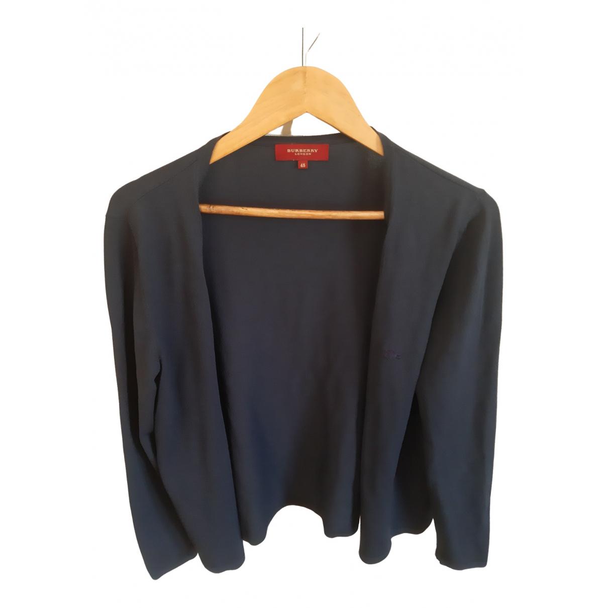 Burberry \N Blue Knitwear for Women 48 FR