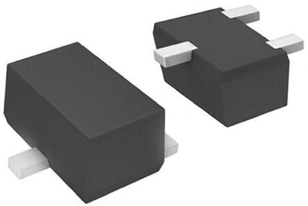 ROHM P-Channel MOSFET, 100 mA, 20 V, 3-Pin SOT-723  RZM001P02T2L (125)