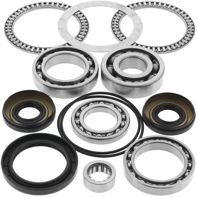 QuadBoss Differential Bearing and Seal Kits Front