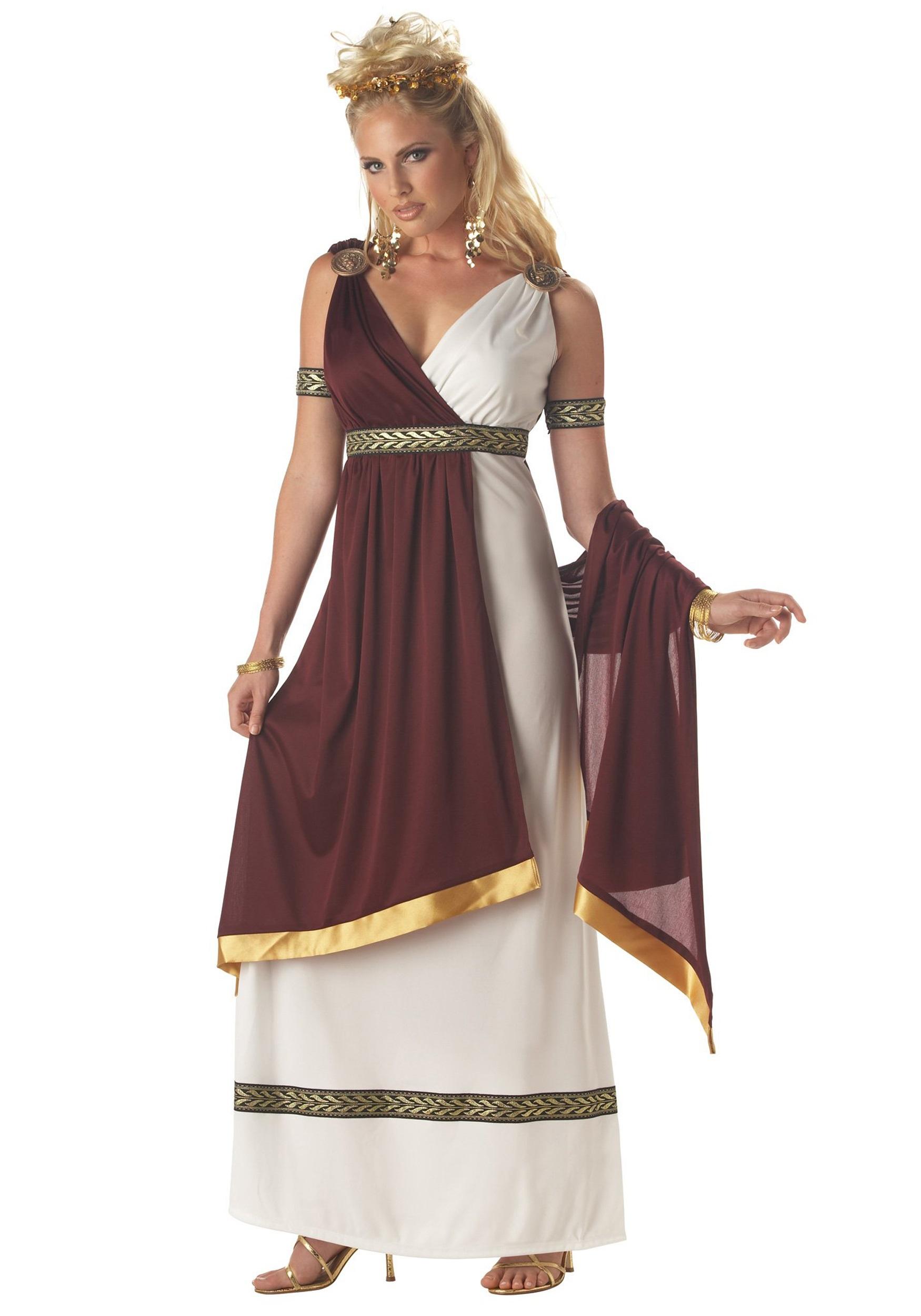 Women's Roman Empress Costume