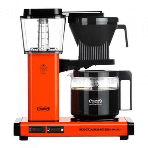 "Filter coffee maker Moccamaster ""KBG 741 Select Orange"""