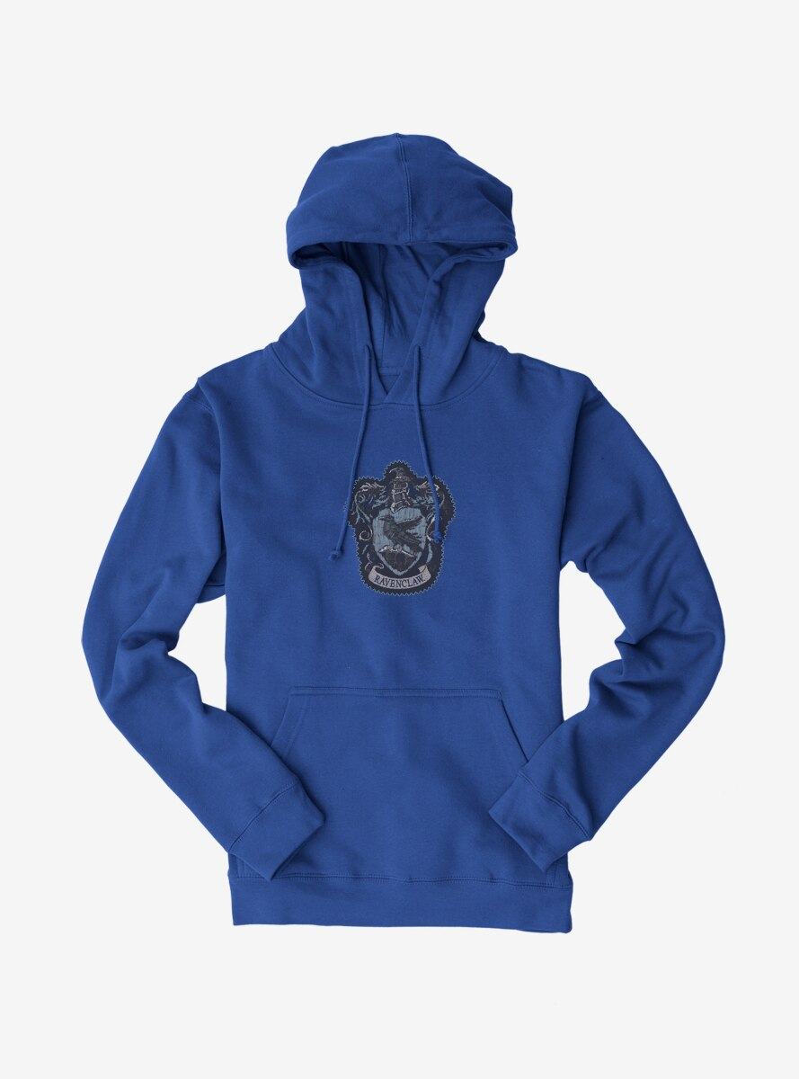 Harry Potter Ravenclaw Coat Of Arms Hoodie