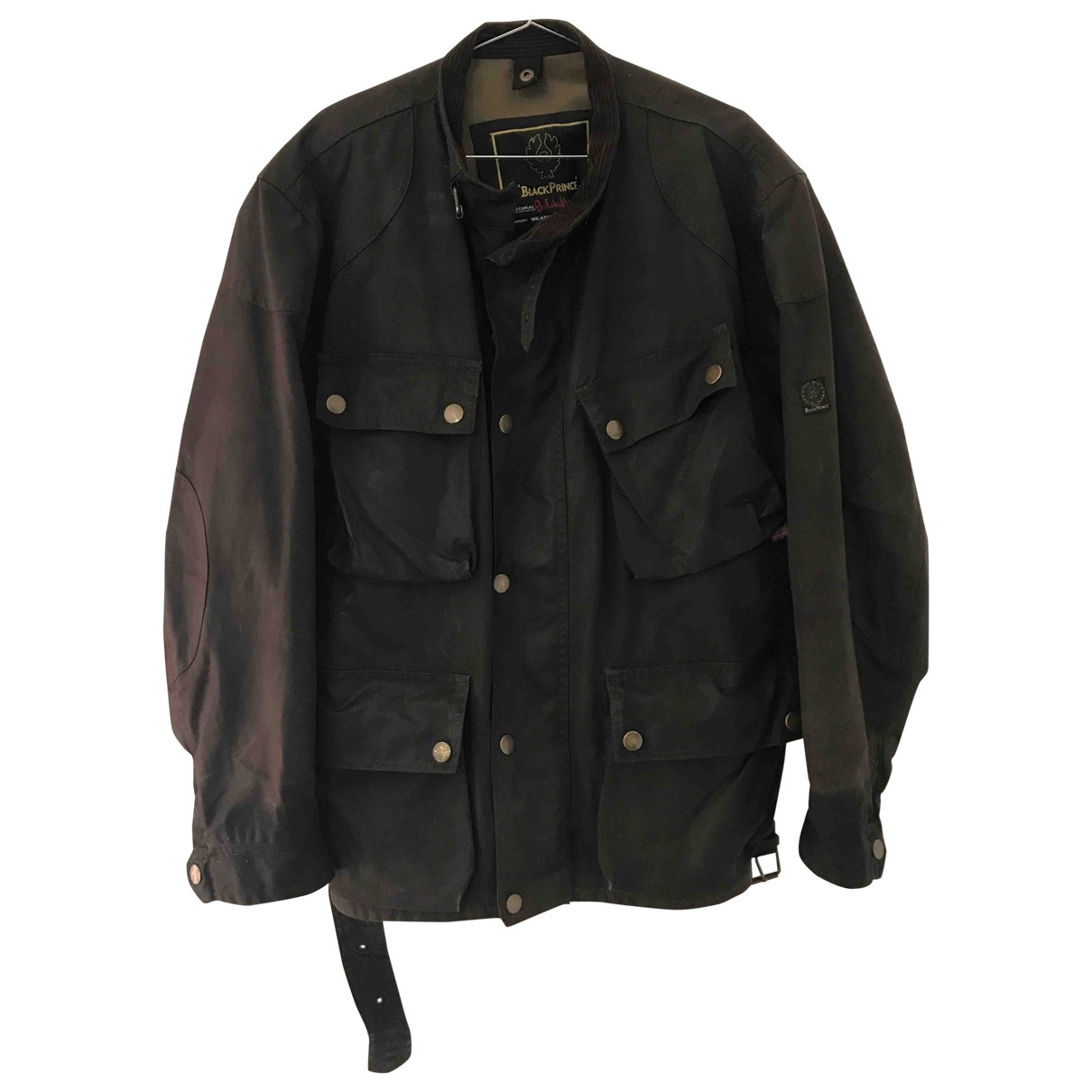Belstaff \N Brown Cotton jacket  for Men L International