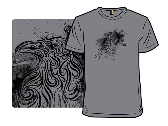 Ancient Raven T Shirt