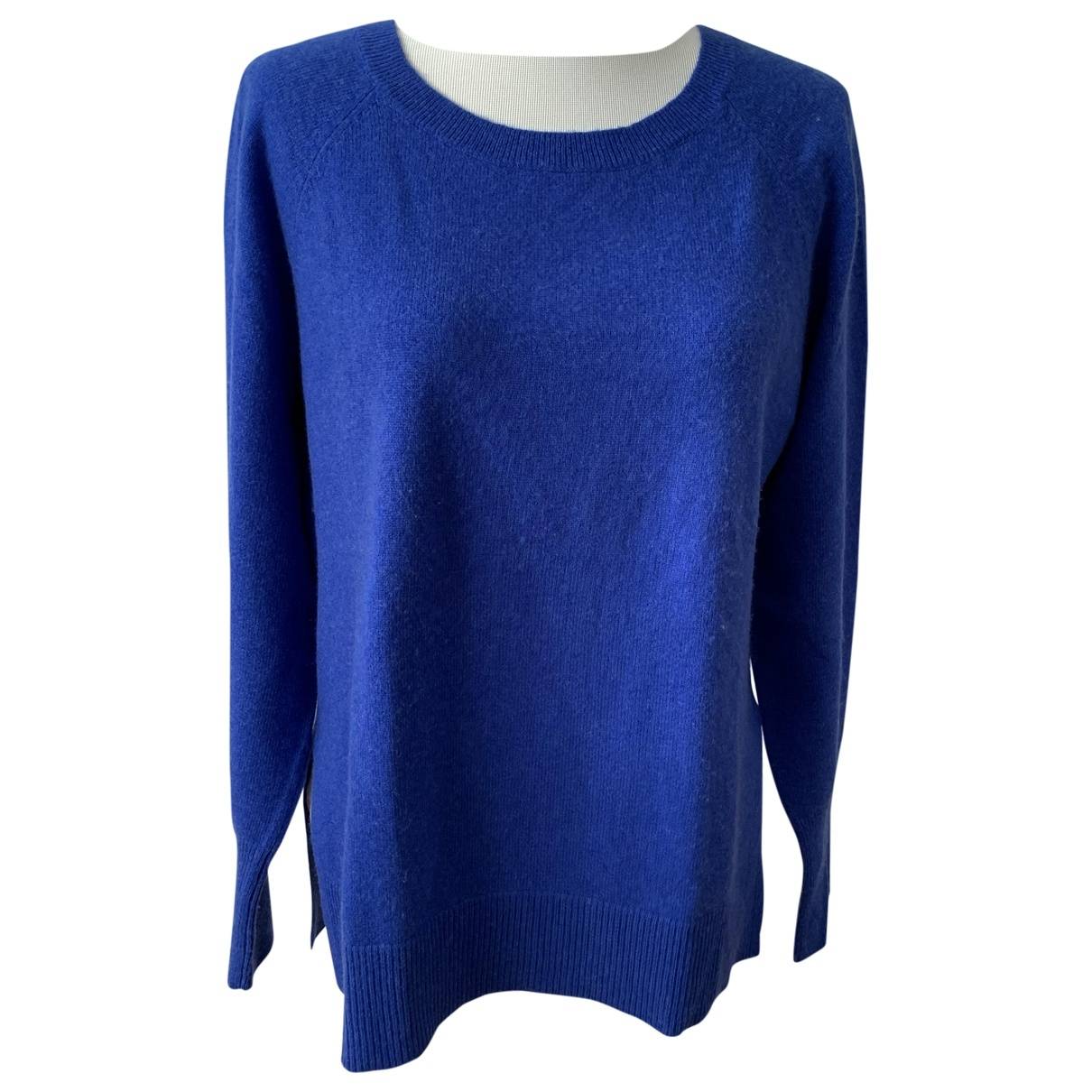 Non Signé / Unsigned \N Blue Cashmere Knitwear for Women L International