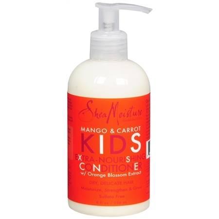 SheaMoisture Kids Conditioner Mango/Carrot - 8.0 oz
