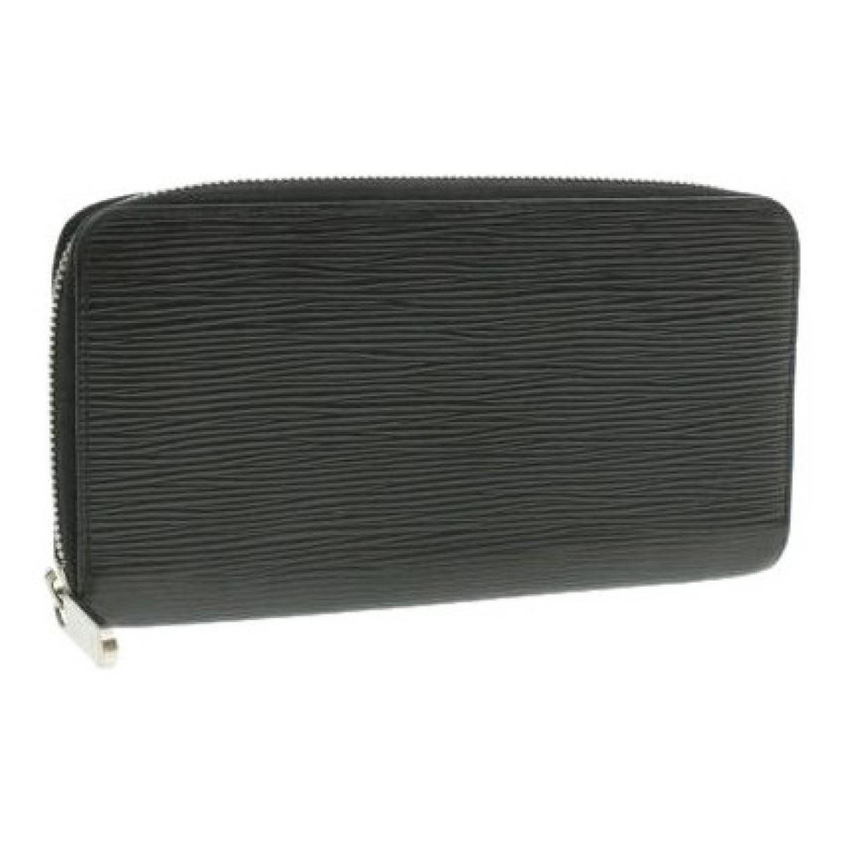 Louis Vuitton \N Black scarf for Women \N