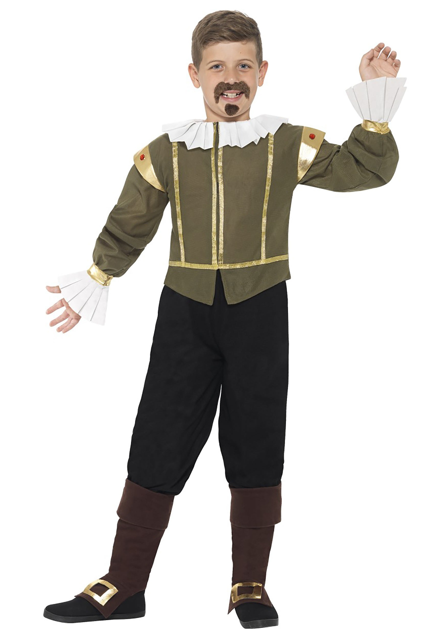 Shakespeare Kids Costume