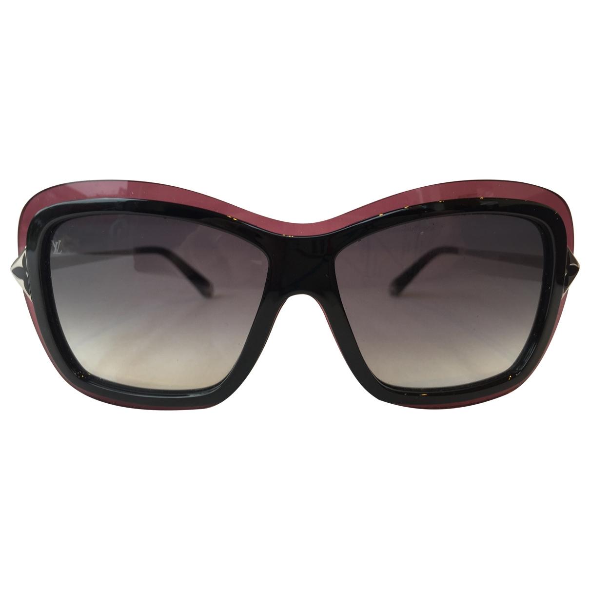 Louis Vuitton \N Burgundy Sunglasses for Women \N