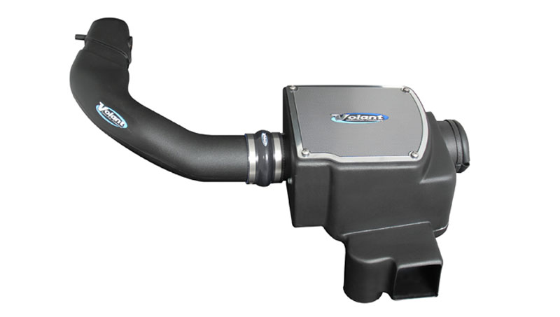 Closed Box Air Intake w/Powercore Filter 04-08 F-150/Mark LT Volant