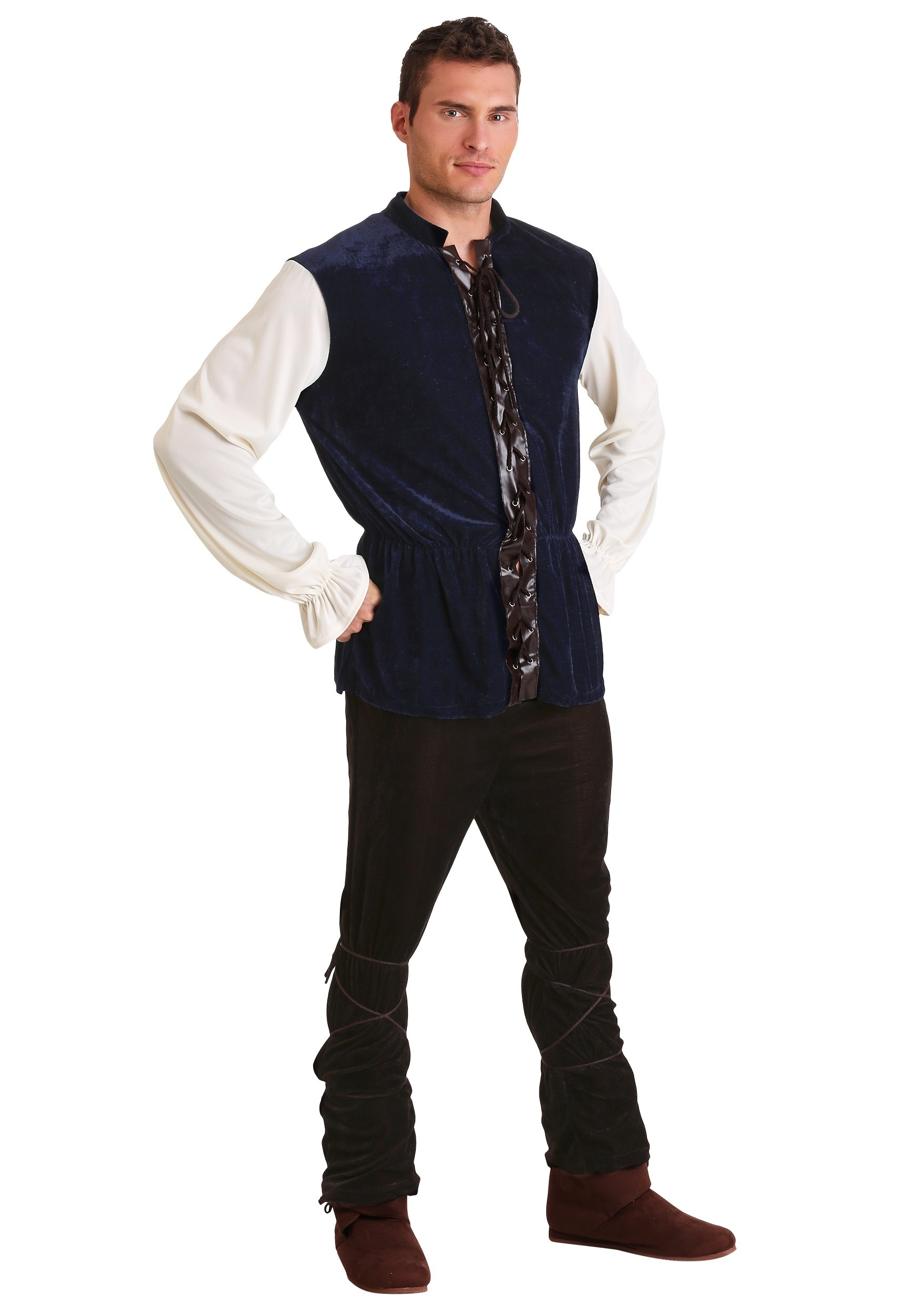 Medieval Tavern Man Plus Size Costume for Men