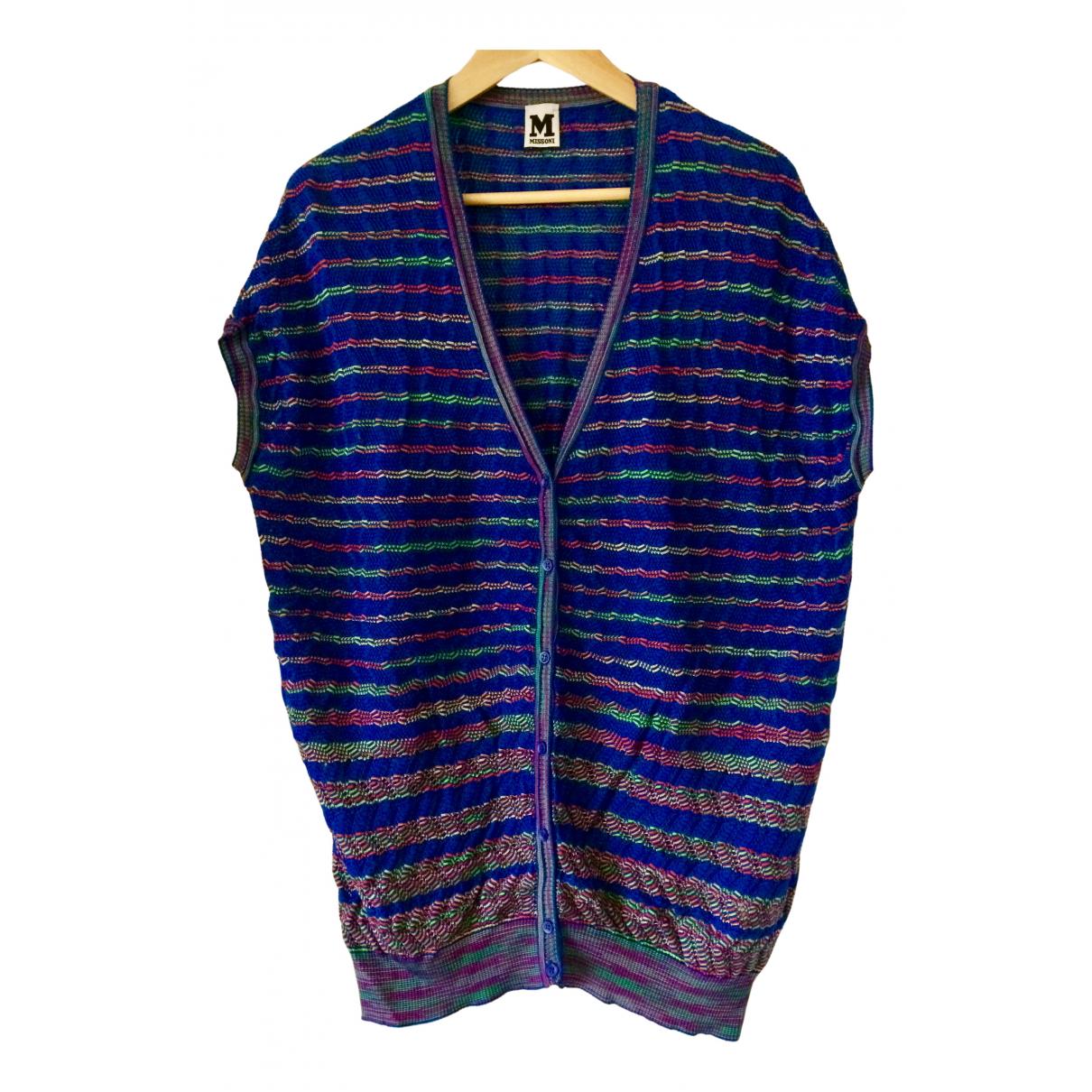 M Missoni \N Multicolour Cotton Knitwear for Women 44 IT