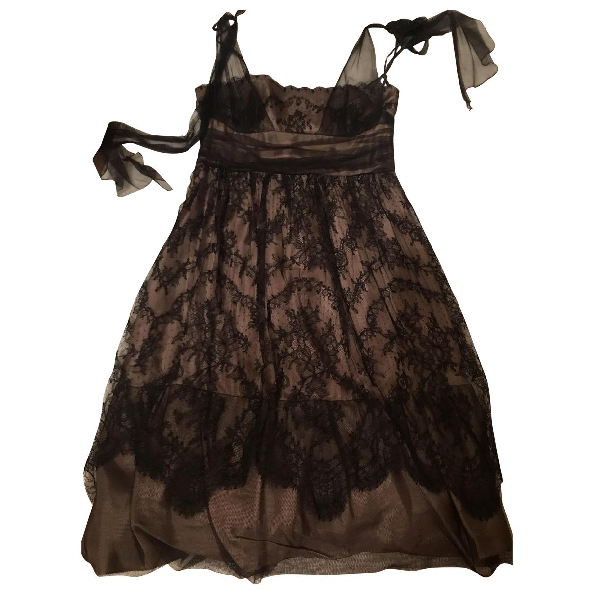Sport Max \N Black dress for Women 6 UK
