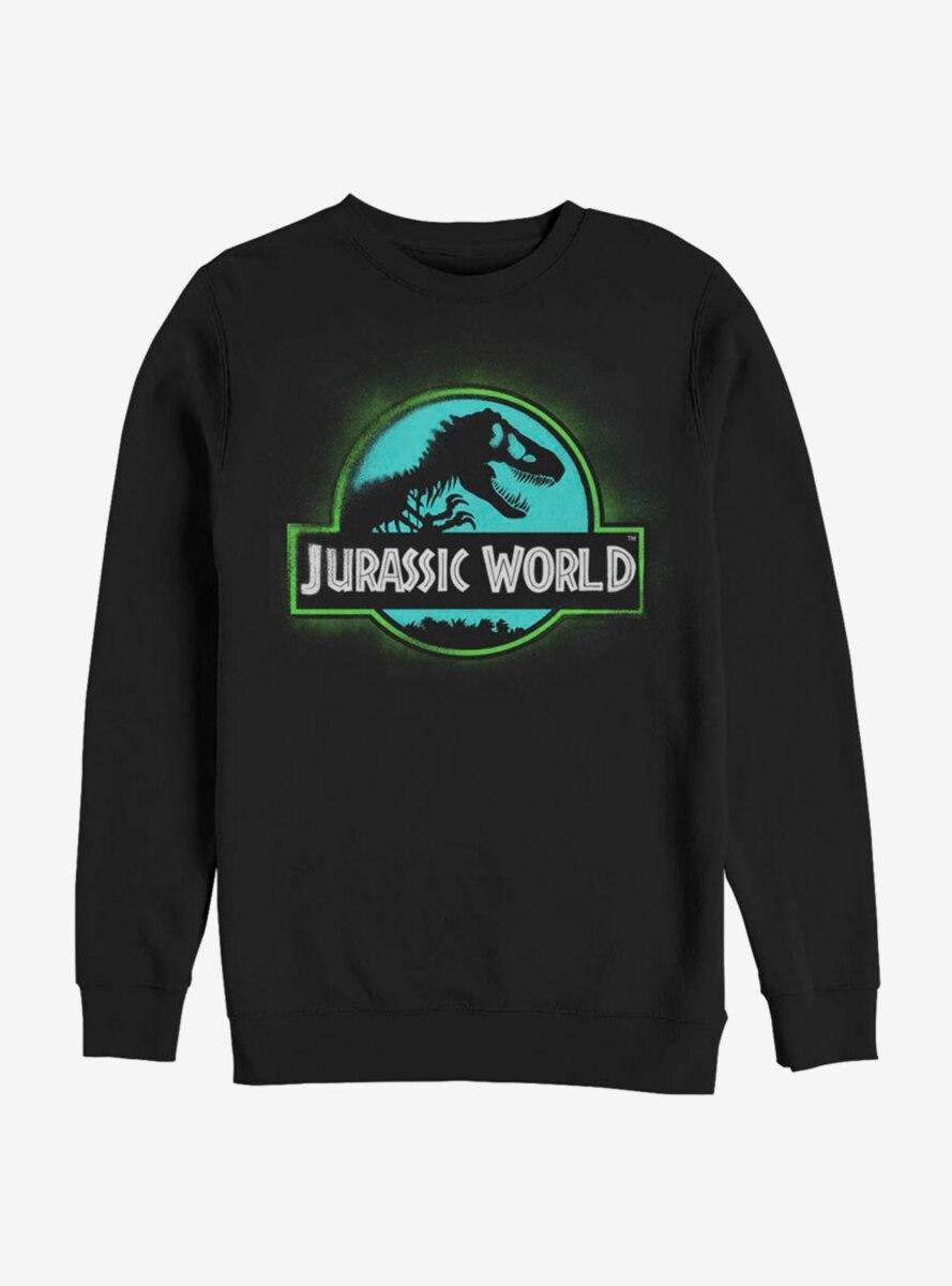 Jurassic World Grafitti Spray Sweatshirt