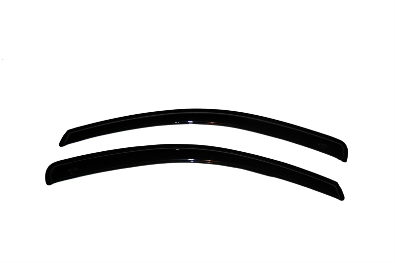AVS 92246 Ventvisor Outside Mount Window Deflectors 2pc - Smoke Chevrolet Camaro (Excl. T-Top) 1993-2002