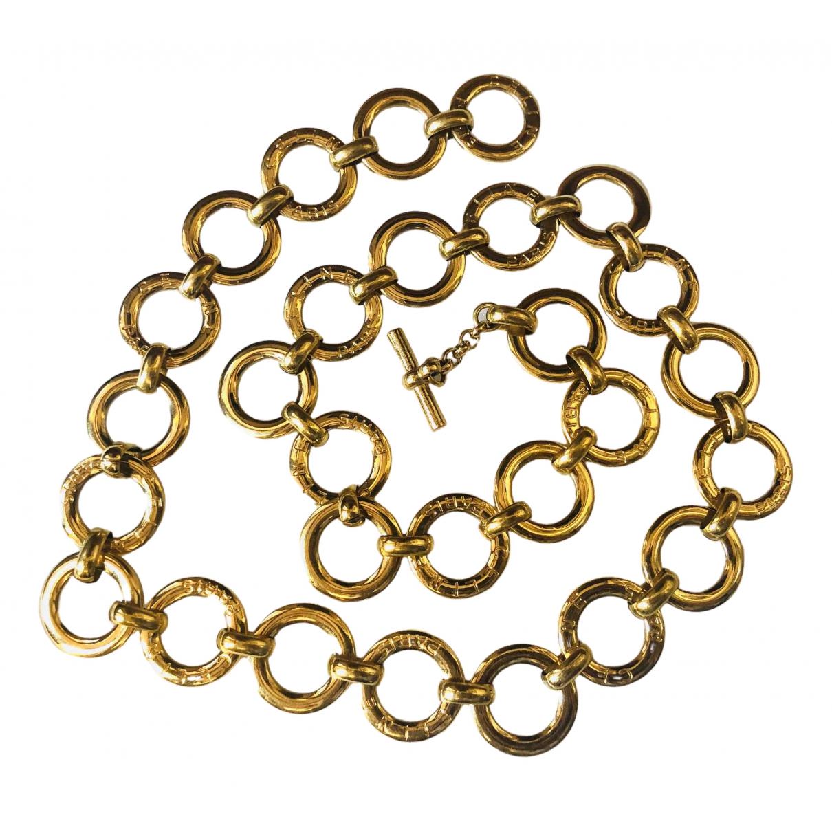Celine \N Gold Metal belt for Women 90 cm