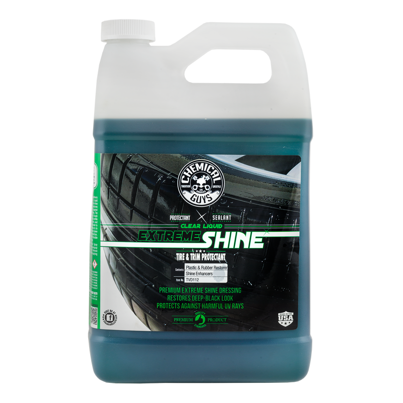 Clear Liquid Extreme Tire Shine - Chemical Guys