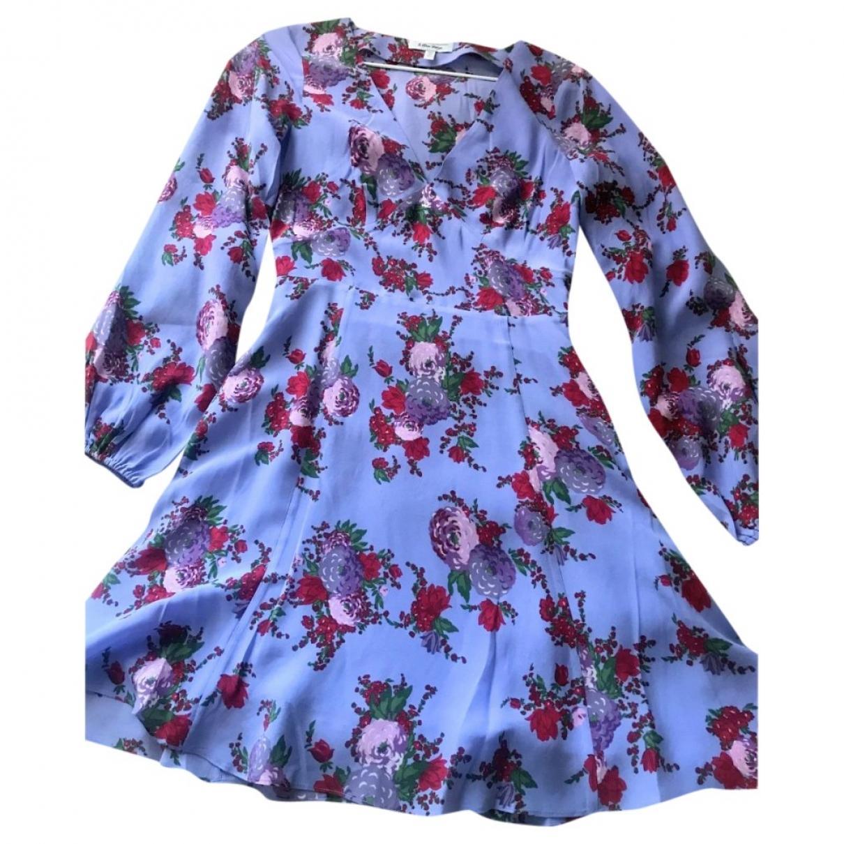 & Stories \N Multicolour Silk dress for Women 36 FR