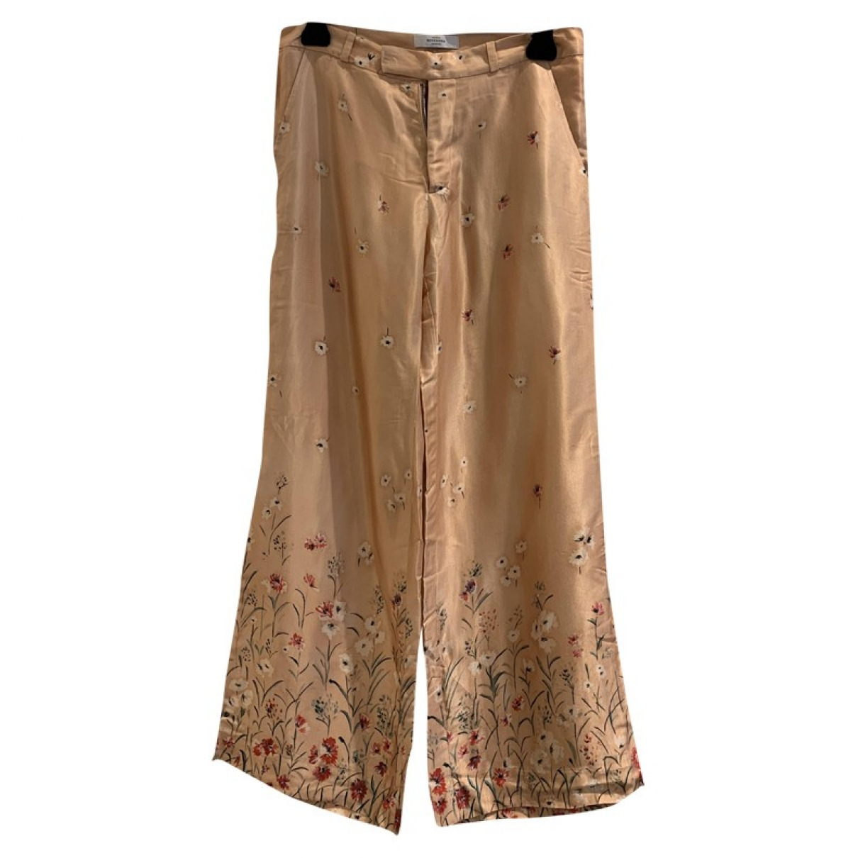 Roseanna \N Pink Trousers for Women 38 FR