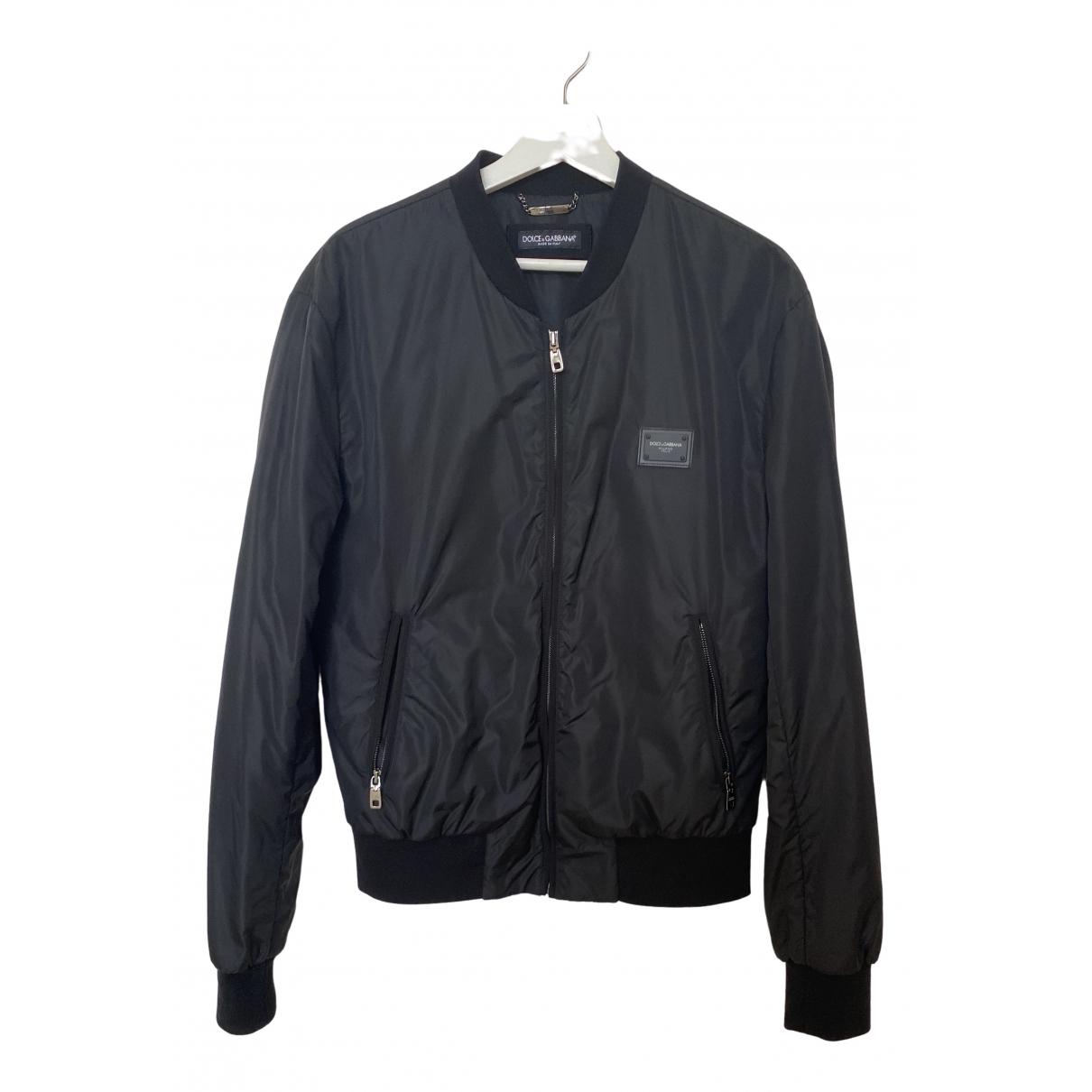 D&g \N Black jacket  for Men 46 IT