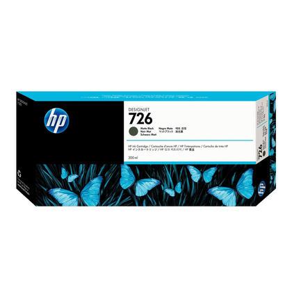 HP 726 CH575A Original Matte Black Ink Cartridge