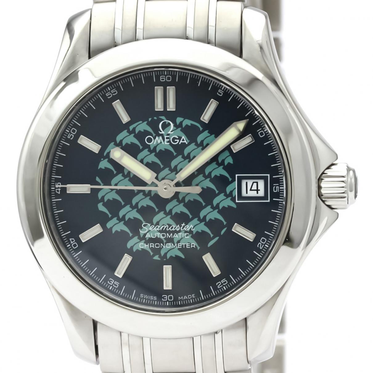 Omega Seamaster Blue Steel watch for Women \N