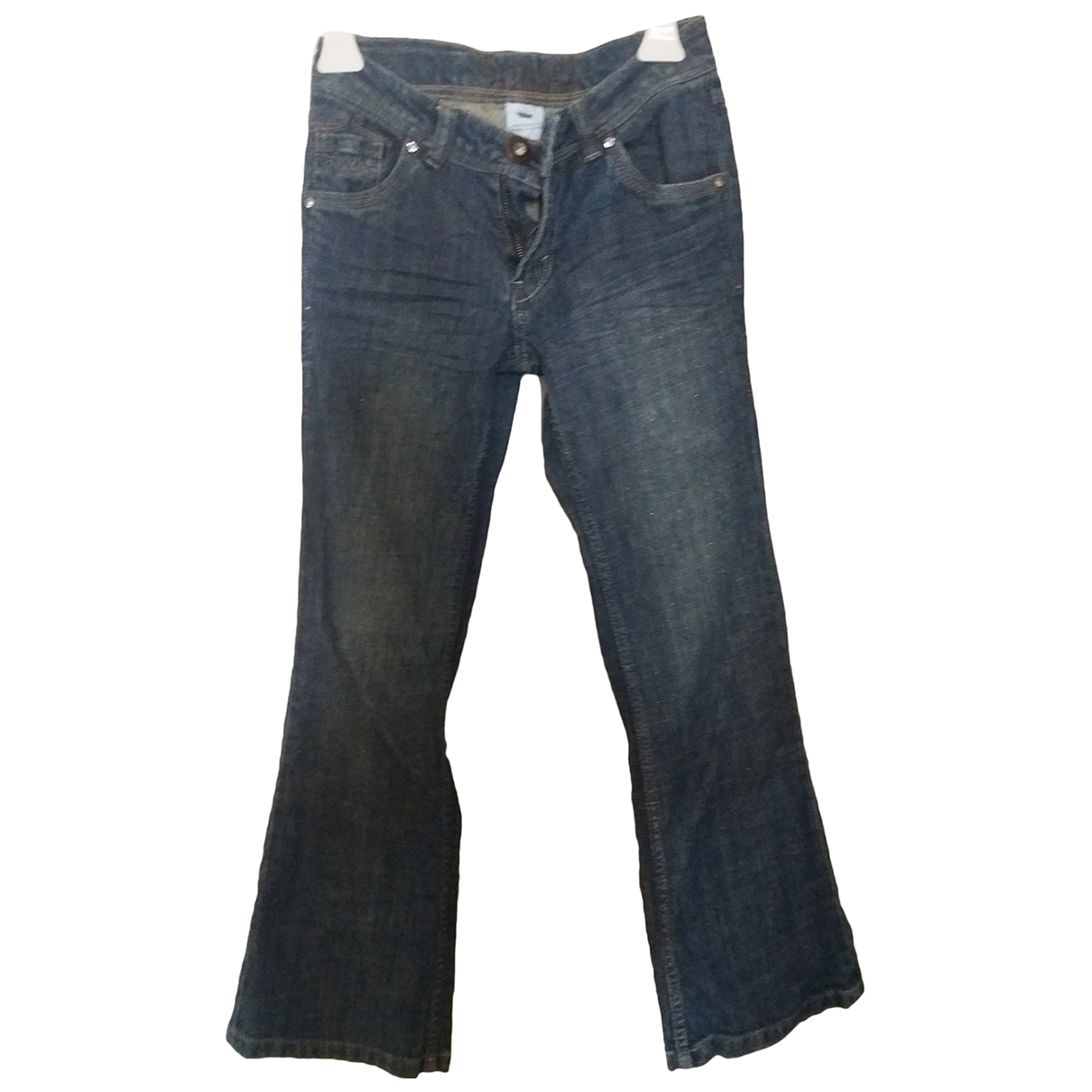 Levi's \N Blue Denim - Jeans Trousers for Kids 10 years - up to 142cm FR