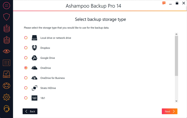 Ashampoo® Backup Pro 14