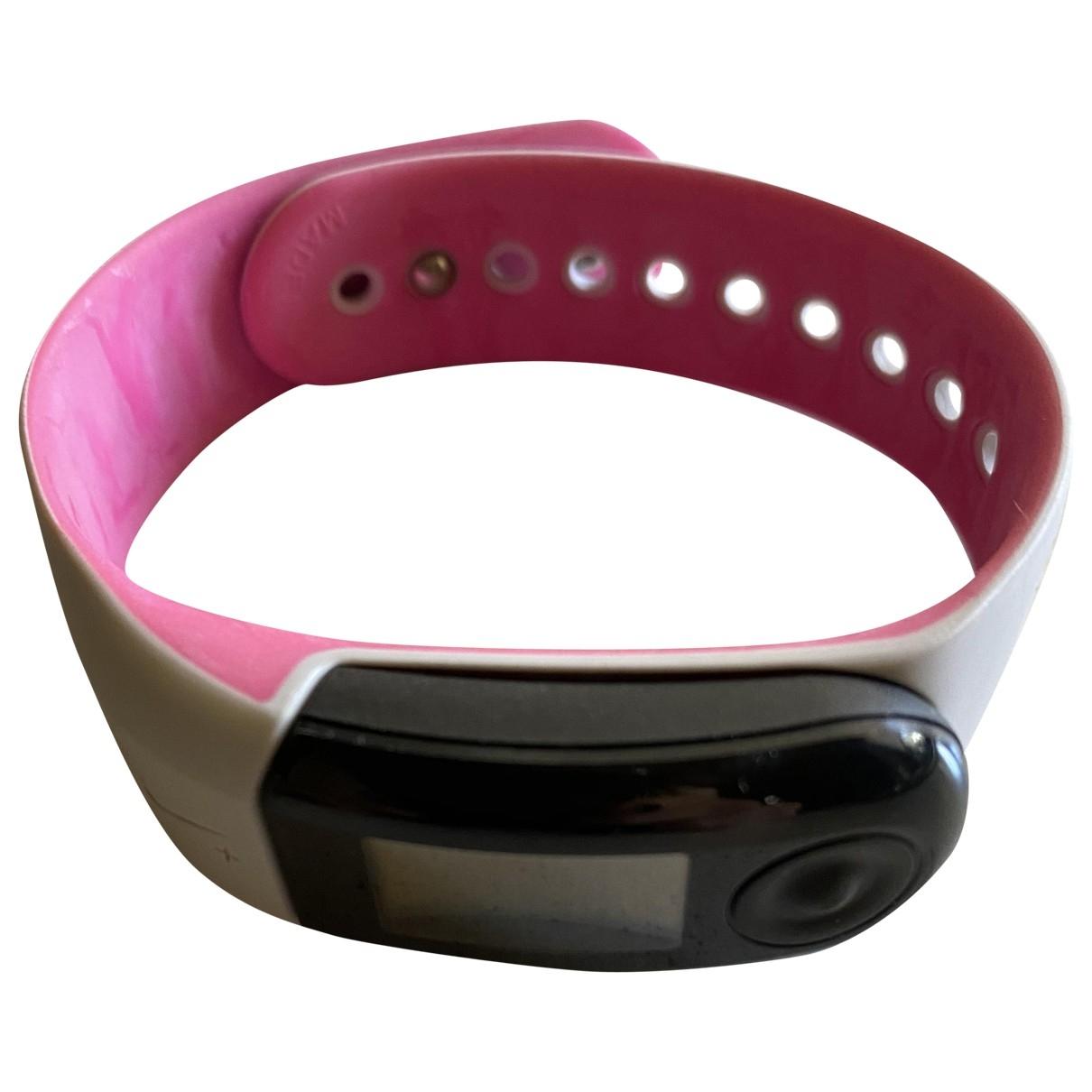 Nike \N Pink Rubber watch for Women \N