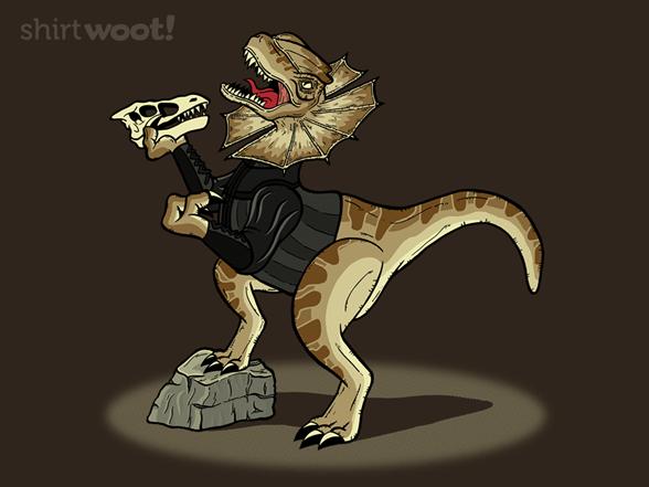 Shakespearosaurus T Shirt