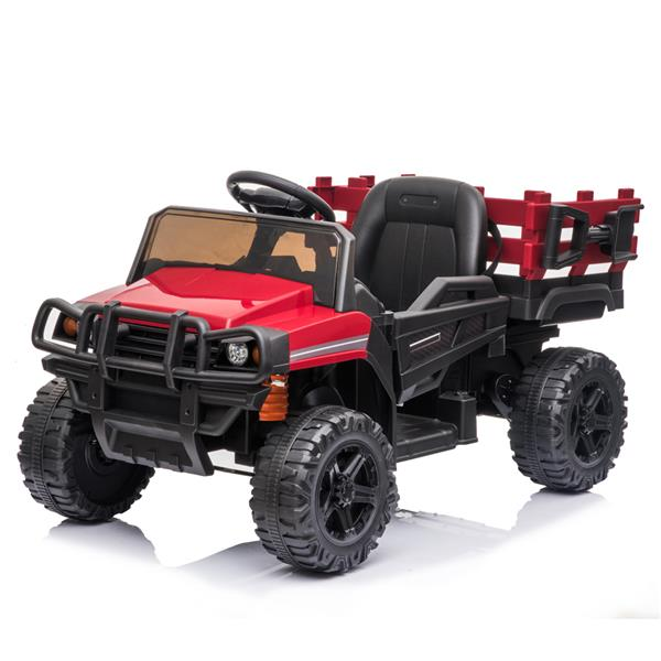 LEADZM LZ-926 Off-Road Vehicle with Remote Control - Red