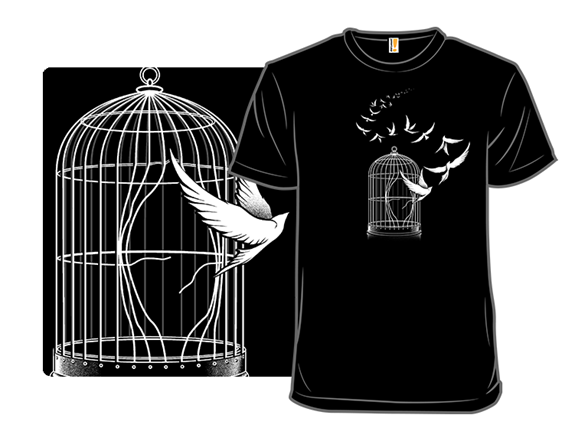 Freedom Birds T Shirt