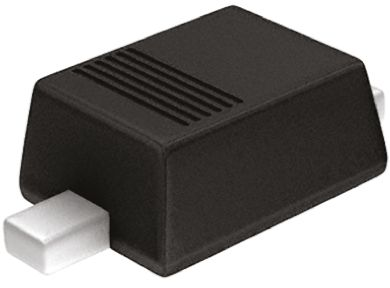 ON Semiconductor , 8.2V Zener Diode 5% 200 mW SMT 2-Pin SOD-323F (200)