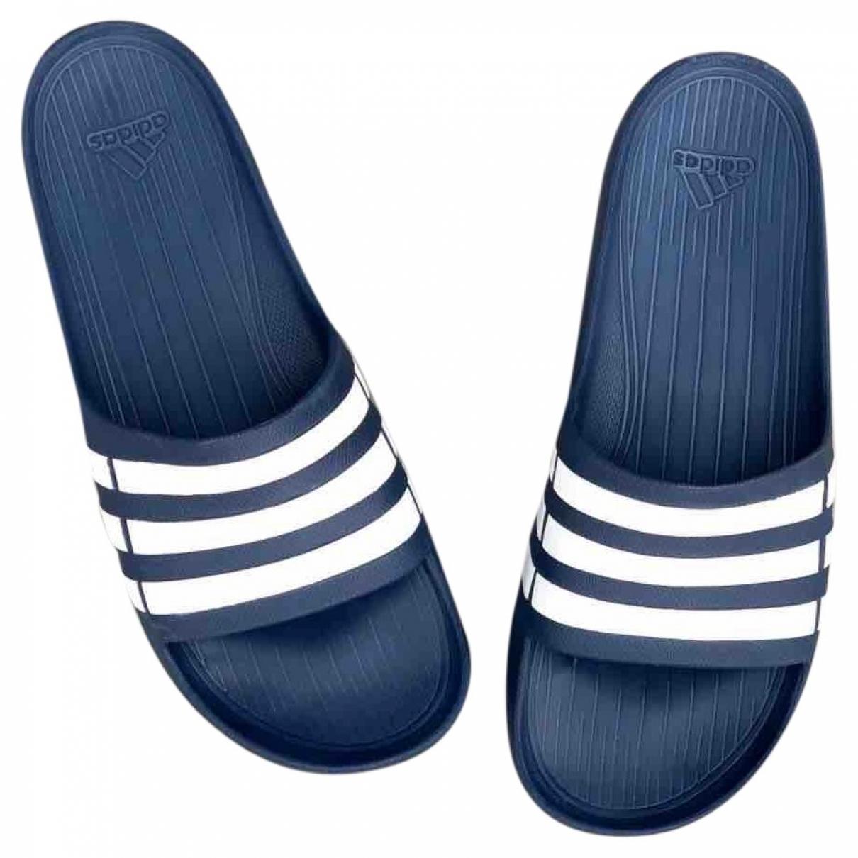 Adidas \N Blue Sandals for Men 46.5 EU